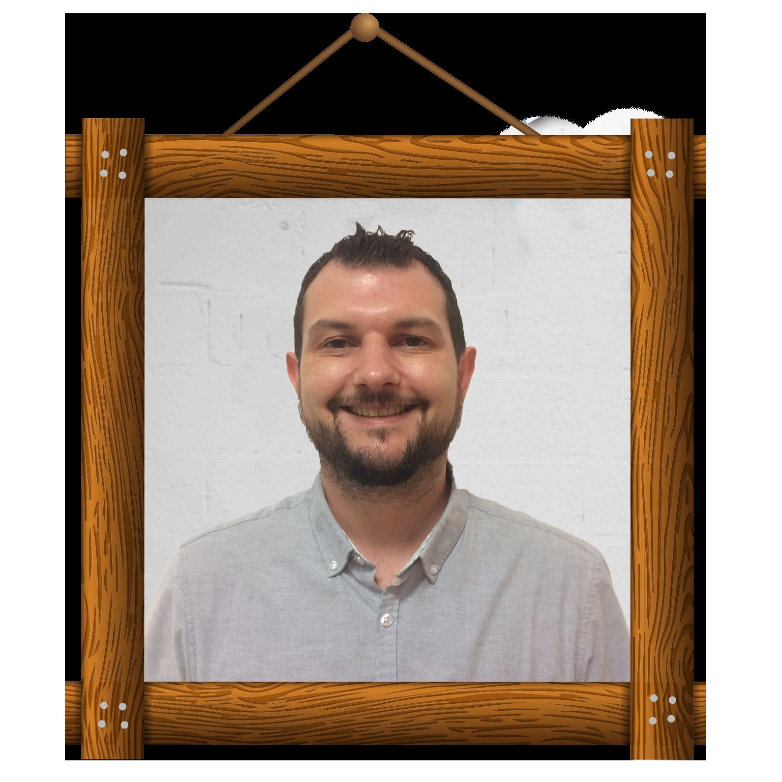 Scott, profesor nativo de inglés en la academia de inglés de Zaragoza: Number 16 School San Miguel